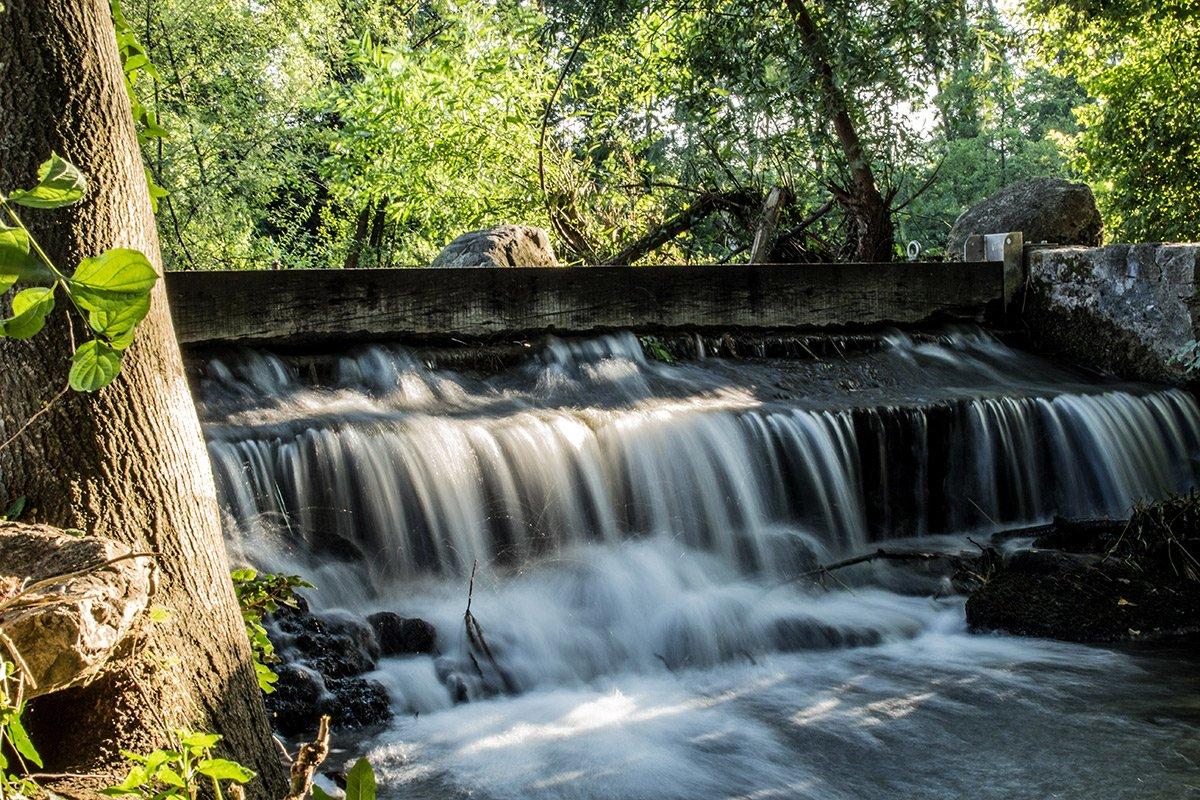langzeitbelichtung wasserfall ohne effekt