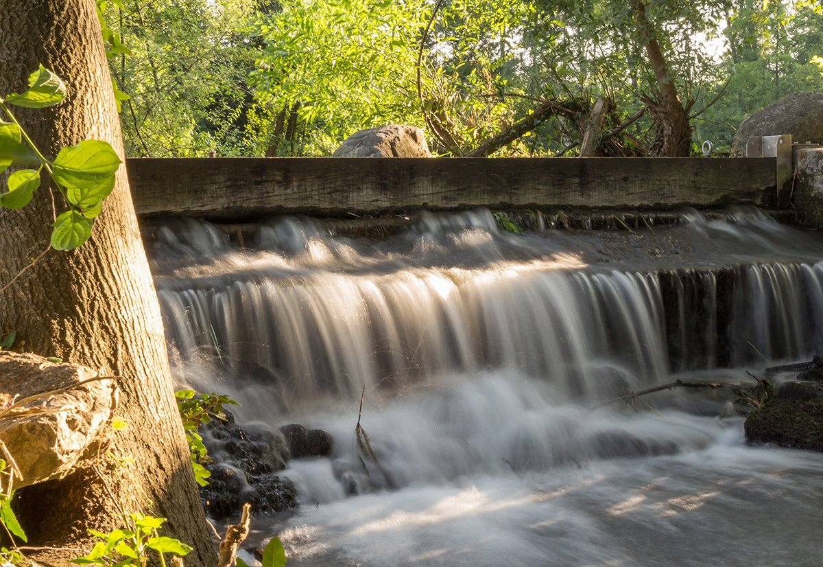 ND Filter Langzeitbelichtung Wasserfall