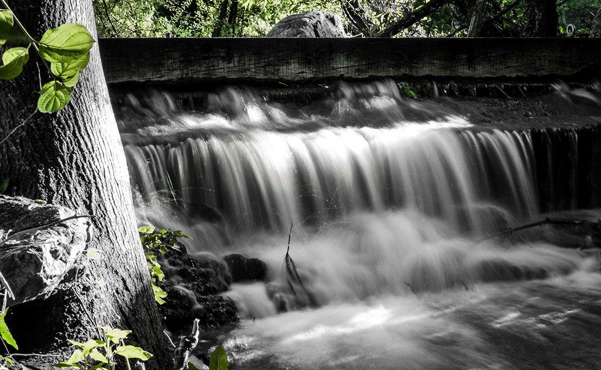 Wasserfall fotografieren mit Schleier-Effekt für Anfänger