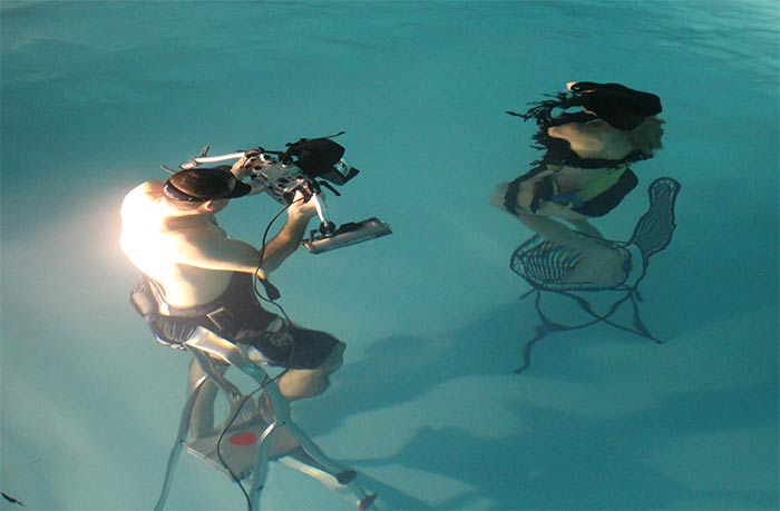 unterwasserfotografie ausrüstung kamera