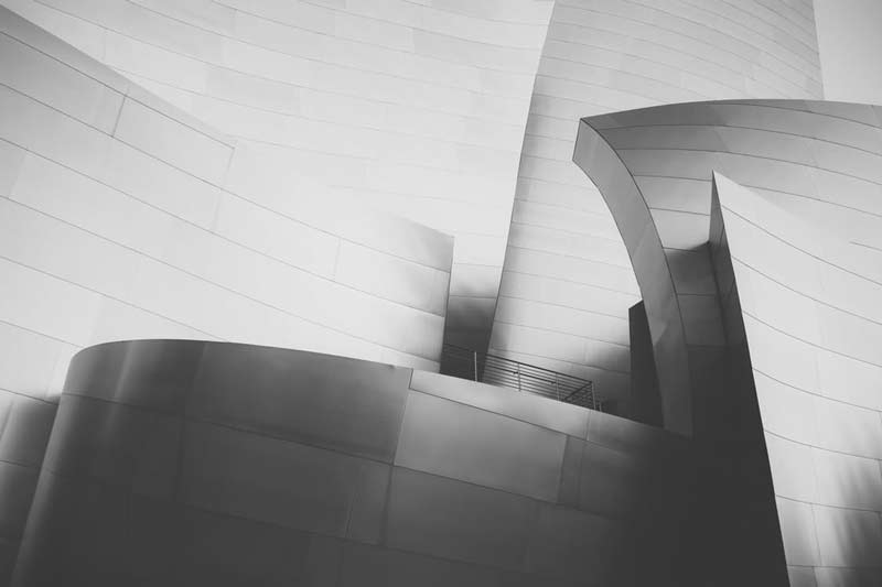 architekturfotografie schwarz weiss wirkung