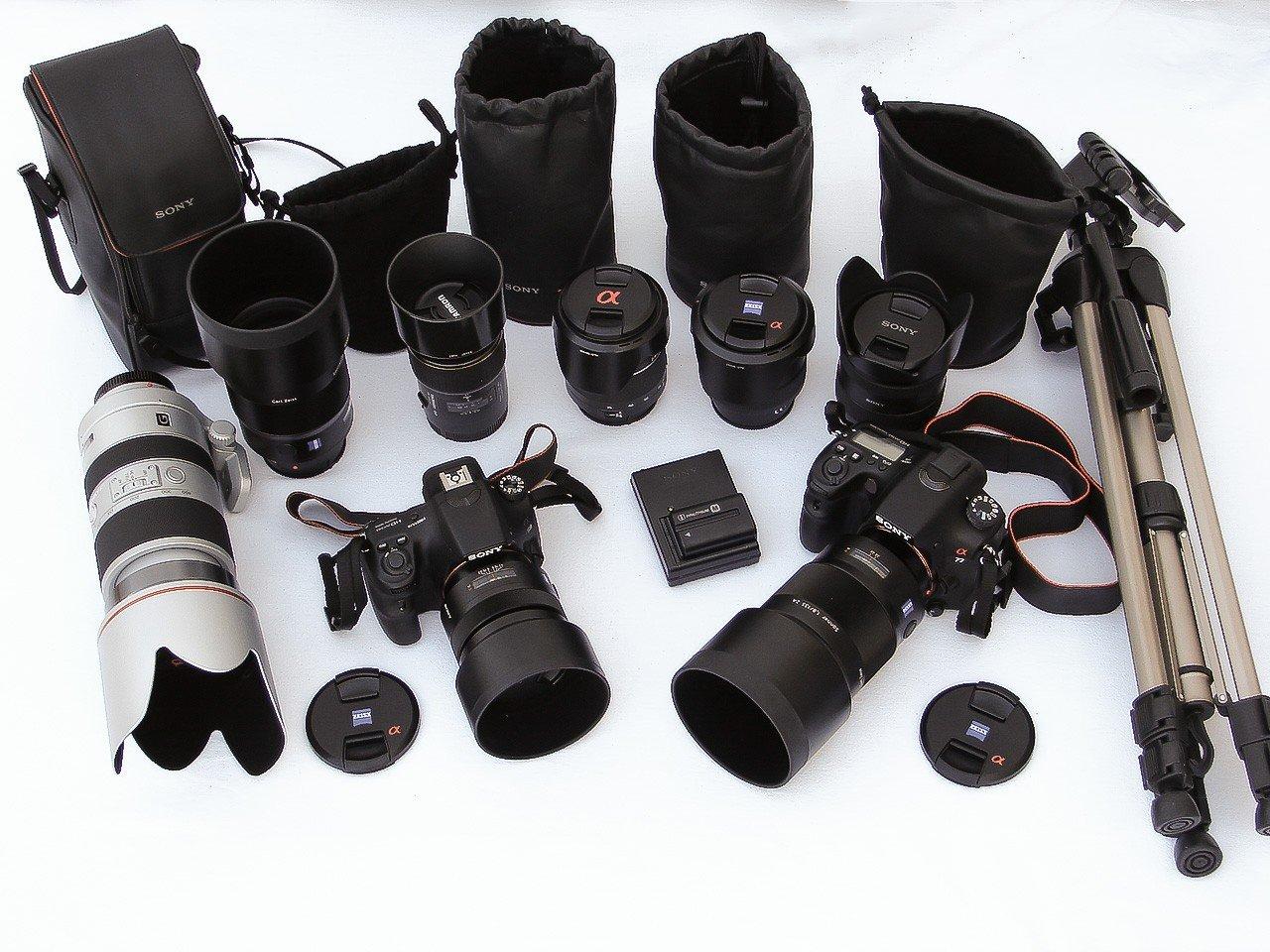 Hochzeitsfotografie Checkliste Ausrüstung