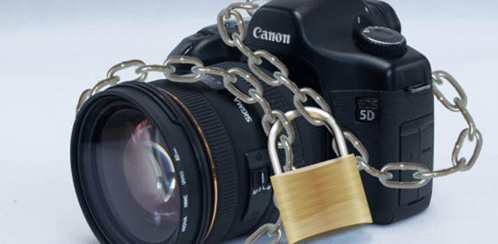 Kameraausrüstung vor Diebstahl schützen – Tipps