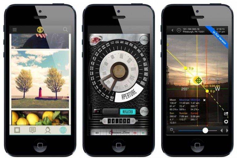 7 Fotografie Apps für Fotografen