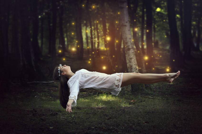 Levitation Fotografie Tutorial – Schweben erklärt!