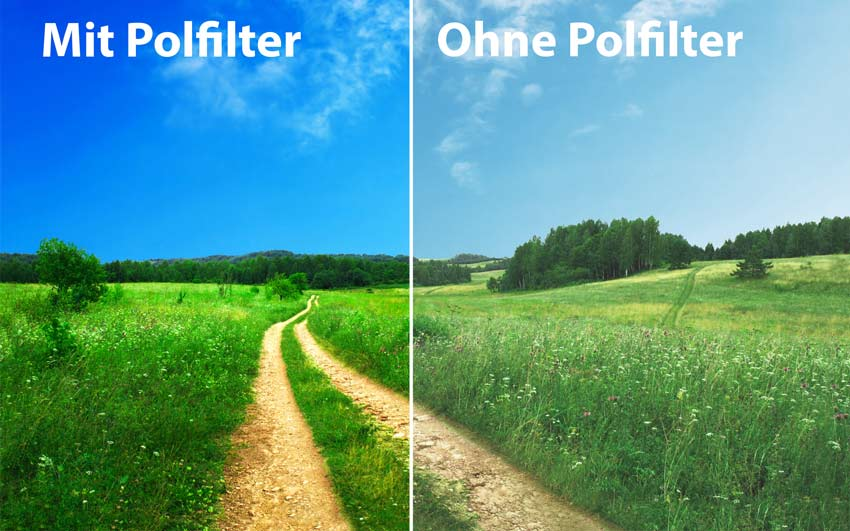 polarisationsfilter unterschied