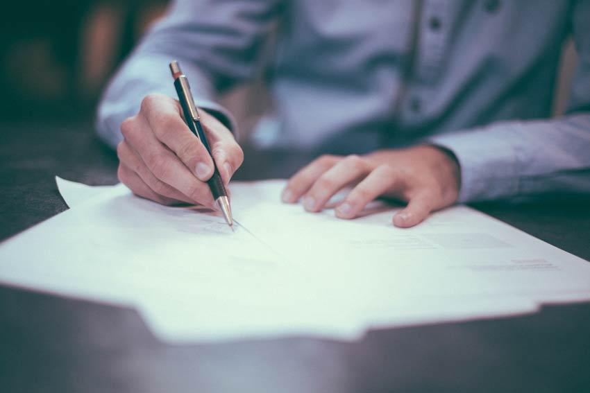 TFP Vertrag – Inhalt und Vertragsvorlage zum Download
