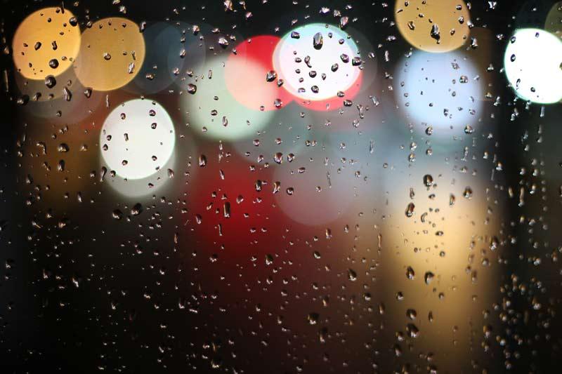 regen fotografieren regenbilder bokeh