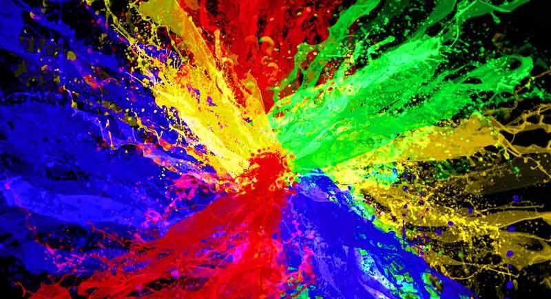 sRGB vs. AdobeRGB Farbraum Print Bearbeiten