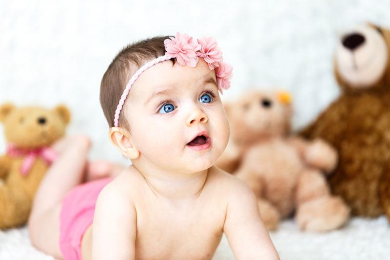 babyfotografie zuhause