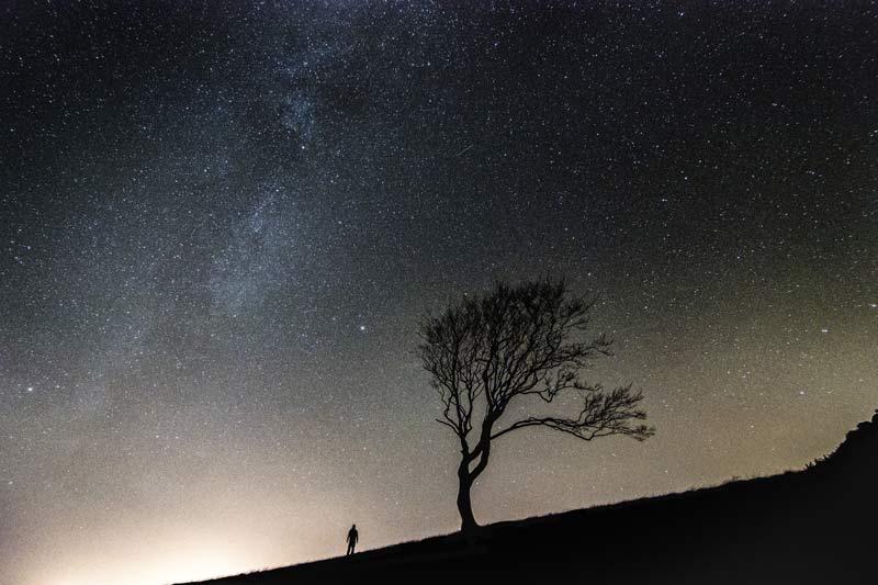 milchstrasse fotografieren belichtungszeit