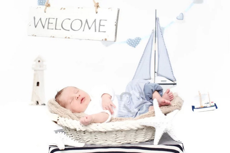baby fotoshooting baby shooting ideen accessoires fuer babyfotos