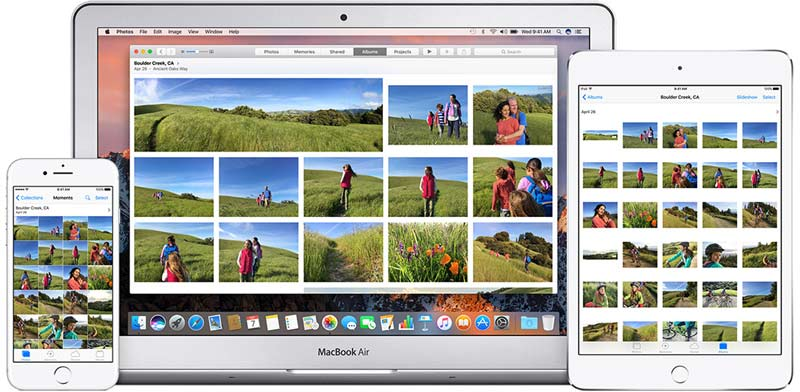 bilder verwalten software fotomanager apple fotos