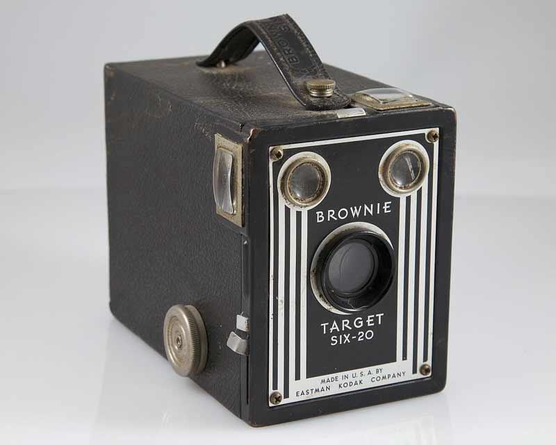 erste handliche kamera kodak 1888