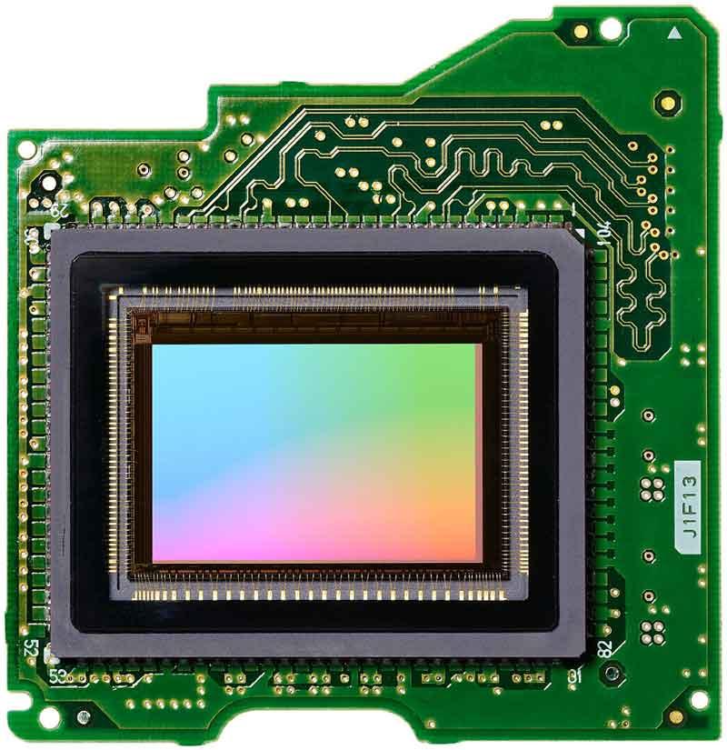 kamera sensor bildpuffer
