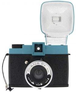 lomografie kamera diana f