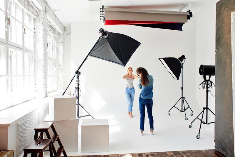 porträtfotografie studioausrüstung
