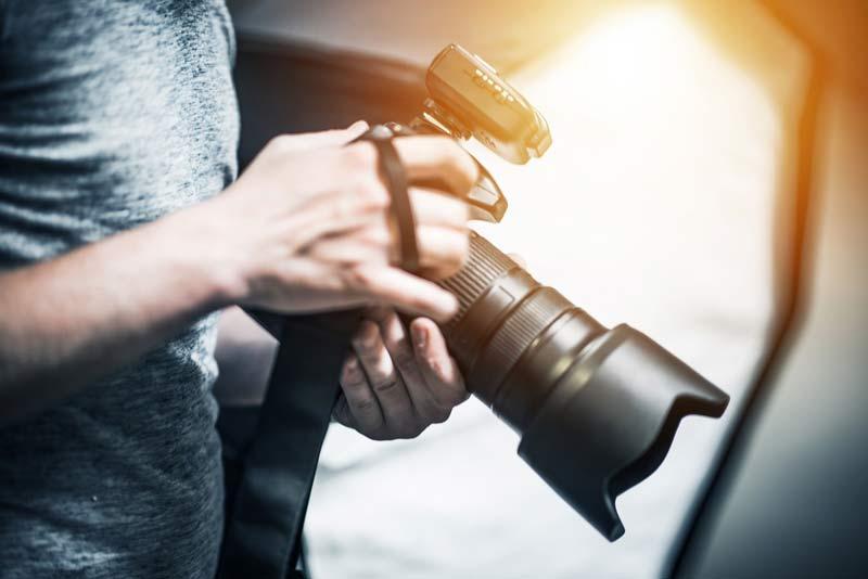 Selbstständiger Fotograf Businessplan