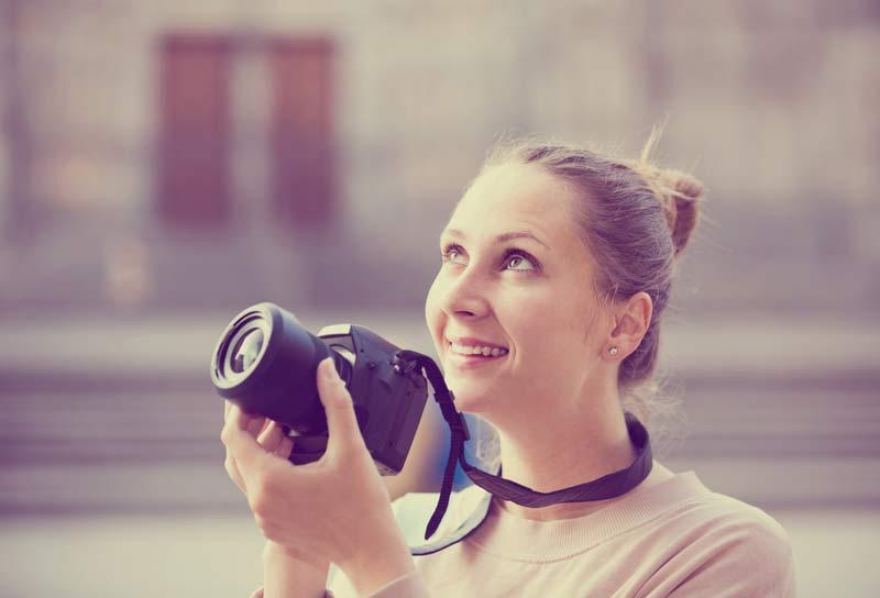 Selbstständiger Fotograf Eigenschaften
