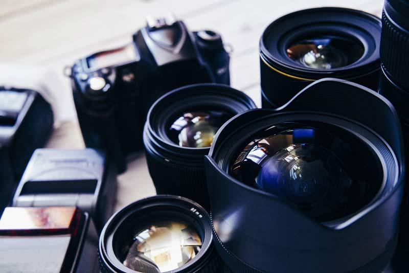 Selbstständiger Fotograf Ausrüstung Kosten