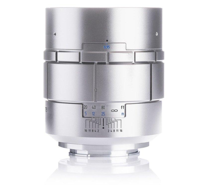 Nocturnus III Obektiv 50mm f0.95