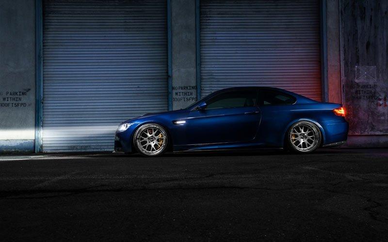 auto fotografieren nacht