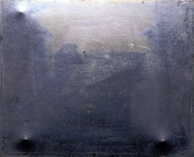 erste fotografie 1800