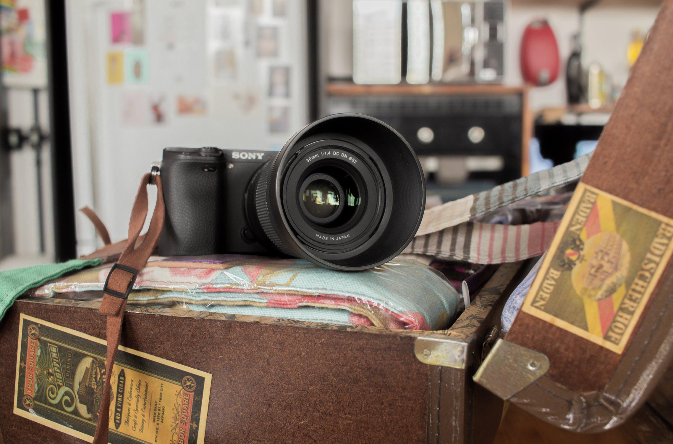 Foto Ausrüstung Canon Sony