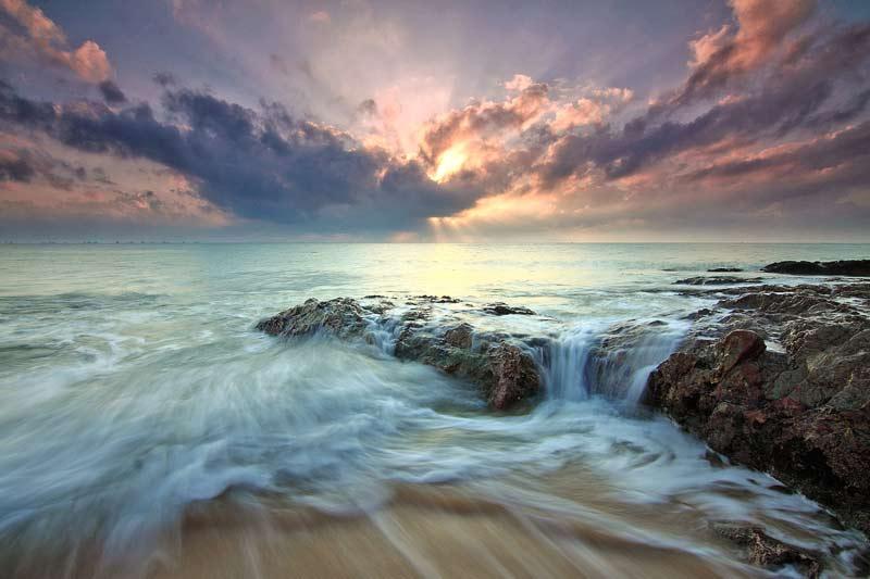 landschaftsfotografie wasser emotion wolken