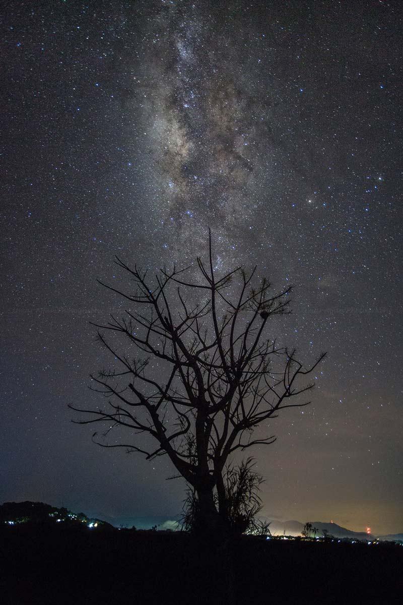 astrofotografie bildkomposition