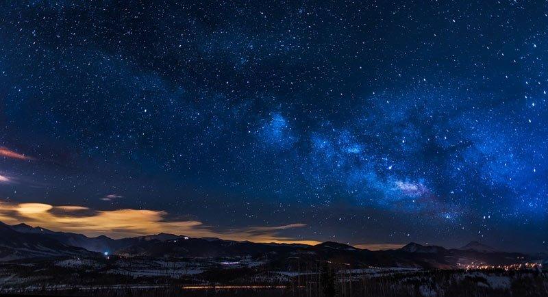 astrofotografie farben experimentieren