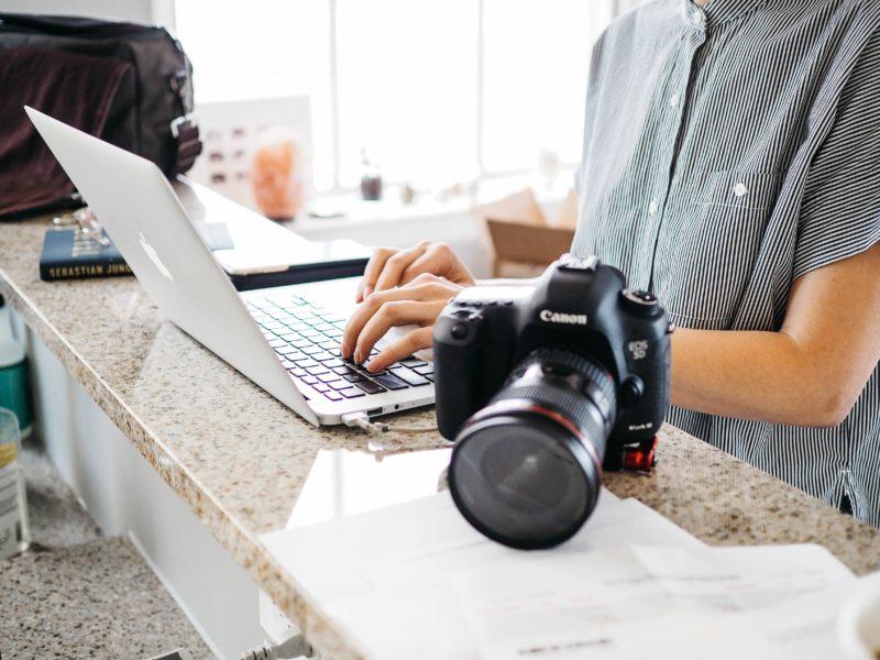 Kameraausrüstung Recherche