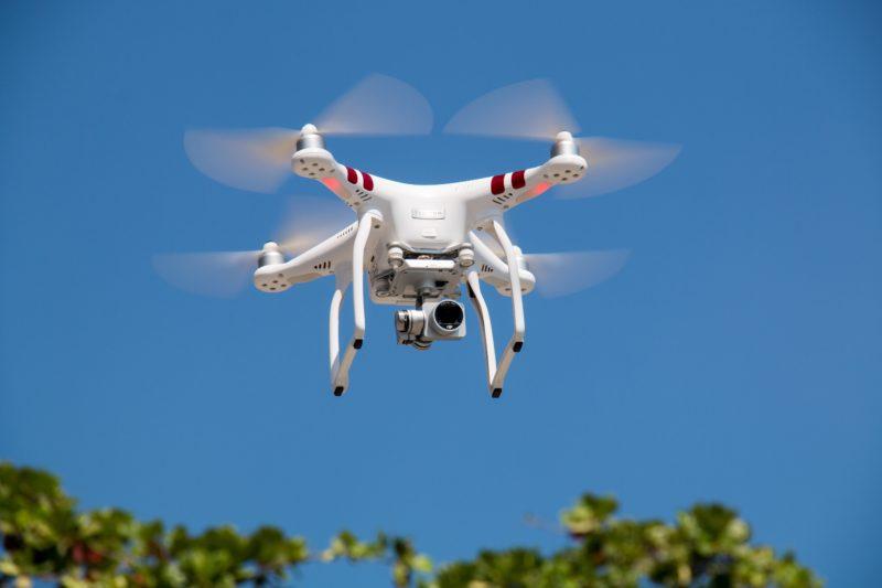 Drohnenfotografie DJI Phantom