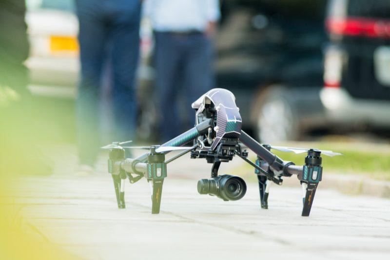 Drohnenfotografie Kameraeinstellungen