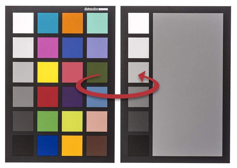 Monitor Kalibrieren visuell mit Farbfächer