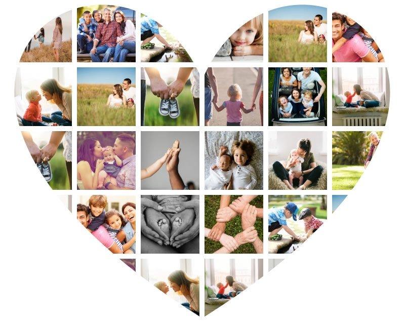 Fotocollage erstellen mit Smartphone Apps