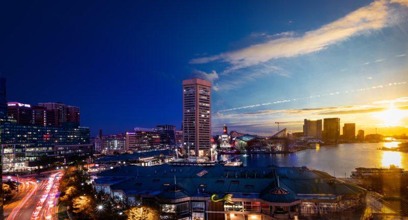 Städtefotografie Day2Night