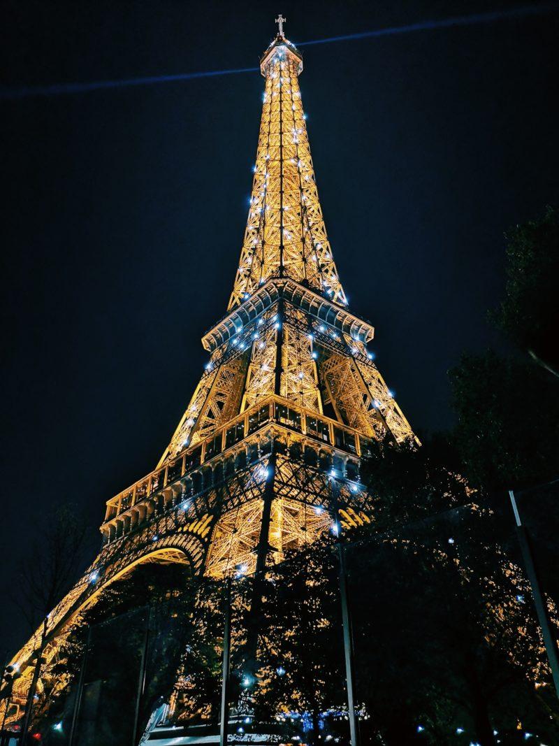 Städtefotografie Eiffelturm