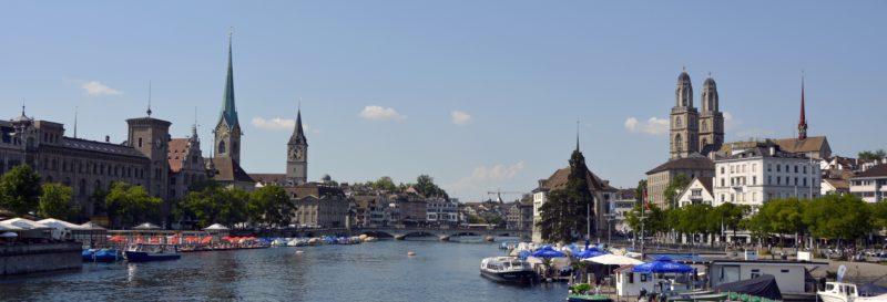 Städtefotografie Zürich