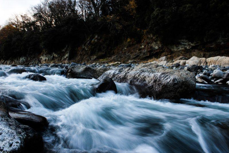 Belichtungszeit Wasser