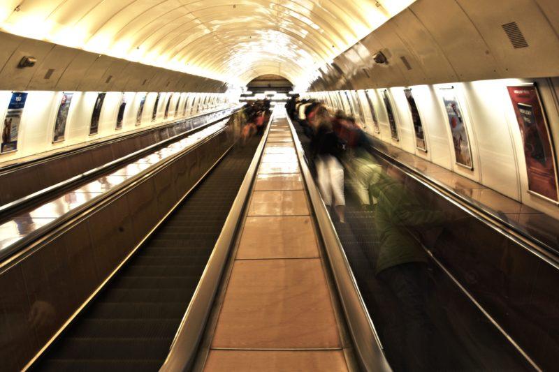 Führende Linien U-Bahn