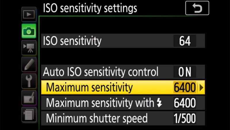 Freihandgrenze Auto ISO