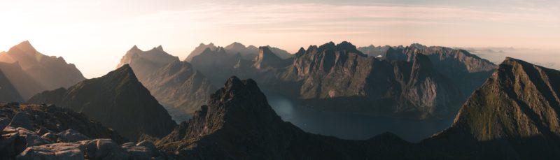 Panoramafotografie Titelbild