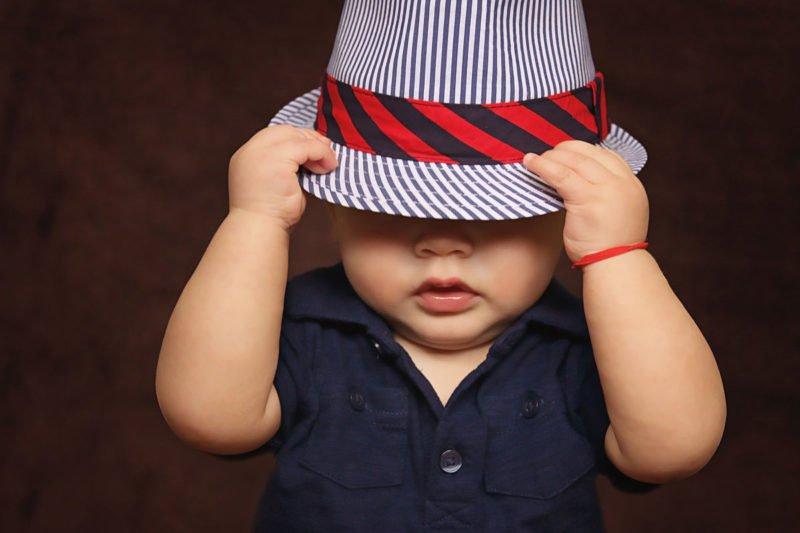 Kids Models kleiner Junge mit Hut