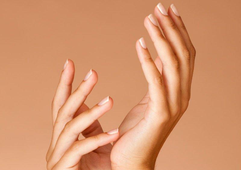 Hand Model werden Ratgeber.
