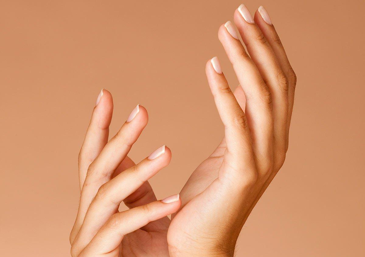 Hand Model werden