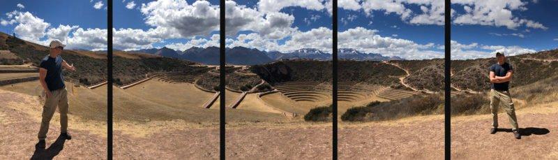 Panorama Hochformat zusammenfügen Stitching