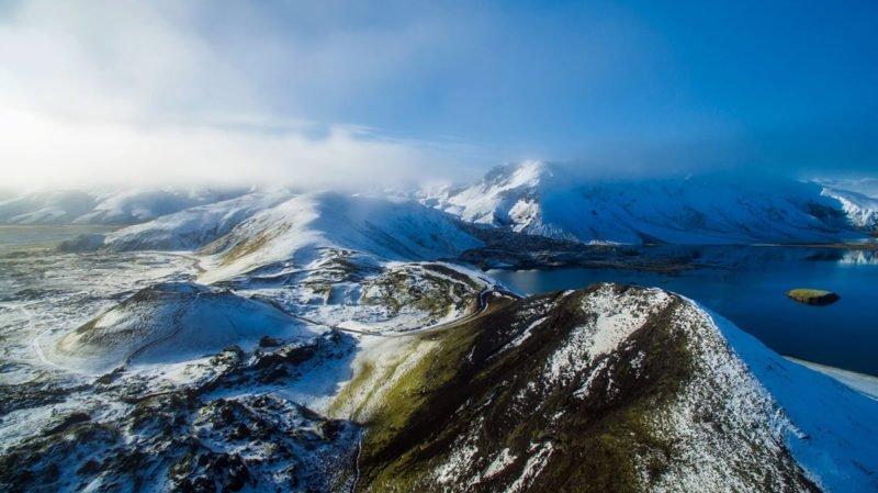 Panoramafotografie Anleitung Gebirge