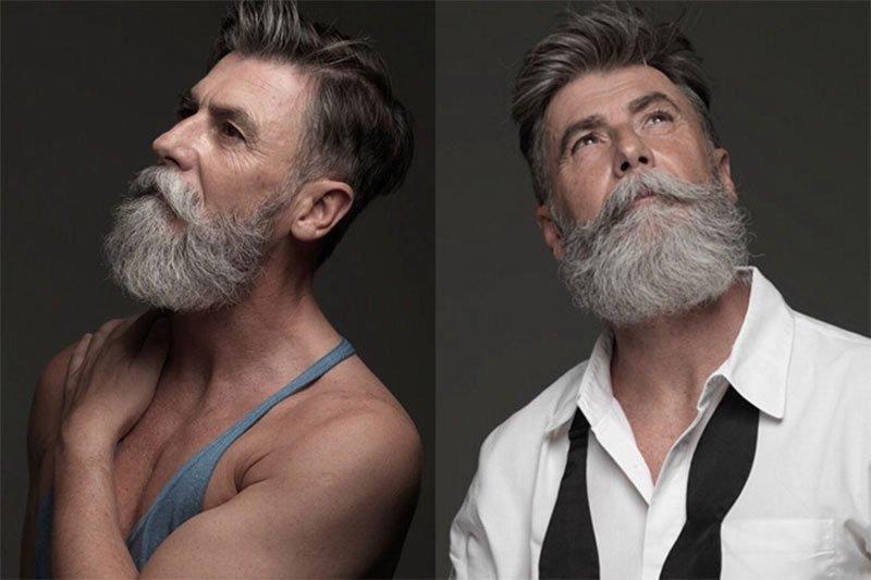 Senior Male Model