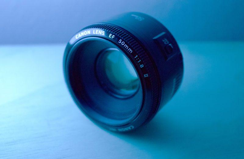 Pferdefotografie 50mm Objektiv